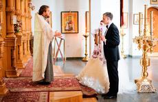 Видеосъемка венчания, видео венчания