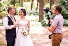 Видеосъемка свадебного дня глазами видеооператора