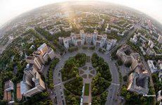 Самые красивые места для свадебной прогулки и фотосессии в Харькове