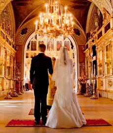 Видеосъмка венчания