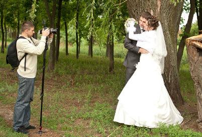 Видеооператор на свадьбу: как сделать верный выбор видеографа