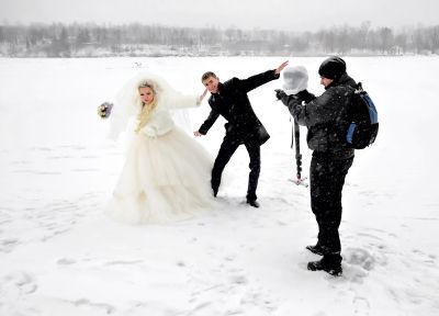 Свадебный видеооператор: выбор профессионала