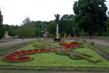 Парк Шевченко - отличное место для свадебной видеосъемки в Харькове