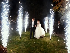 Очень красивая свадьба в Харькове