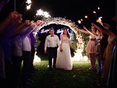 Свадебное видео в Нашей даче