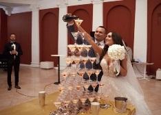 лучший динамический свадебный трейлер к свадебному фильму, свадьба в Харькове, видеосъемка на свадьбу