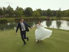 свадебный трейлер, красивая свадьба в Харькове, свадебное видео