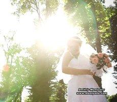 Смотреть свадебное видео Александра и Сергей онлайн