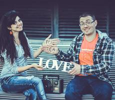 Лавстори, Love Story,клип к годовщине свадьбы Кирилл и Рузанна, Toca Toca