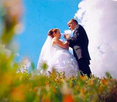 Романтический свадебный клип Юрия и Оксаны