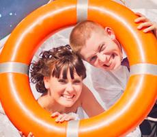 Свадебное видео Алексея и Ольги. Смотреть свадебное видео.